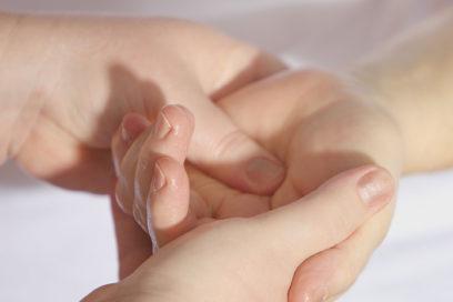 Activación y limpieza energética de manos